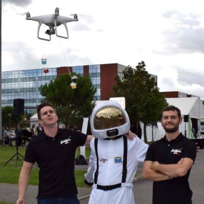 glooters drone evenementiel